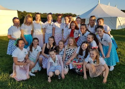 Tethrathlon Anna Team Mates 2018
